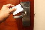 Cerraduras con sistema de tarjeta magnética