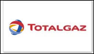 Logo TOTAL GAZ